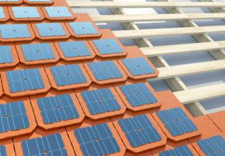 A napelem panelek mellett megjelentek a napelem cserepek is. - Napelem telepítés specialista - Flamich Péter